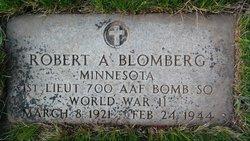 Robert Aaron Blomberg