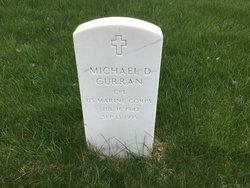 Michael D Curran