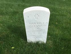 Harold T Fingland, Sr