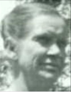 Martha Lizette <I>Theobald</I> Alldredge