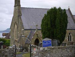 St. Cynwyl's Churchyard