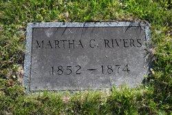 Martha C Rivers