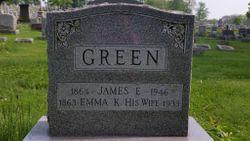 Emma <I>King</I> Green