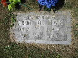 Albert J. Lewis