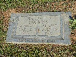 Deacon James O Hopkins