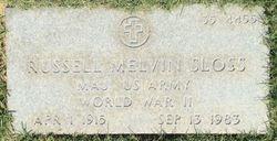 Russell Melvin Sloss