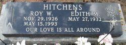 Roy Wesley Hitchens