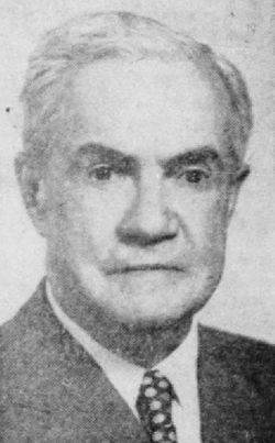 Elmer Hendrickson Geran