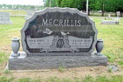 Marjorie R <I>Melton</I> McCrillis
