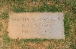 Martin Allen Jennings