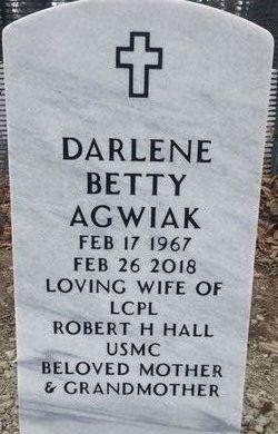 Darlene Betty Agwiak