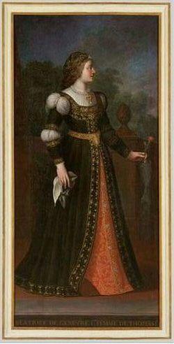 Beatrice Marguerite of Geneva