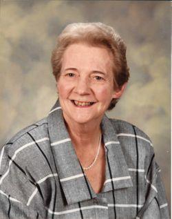 Loretta Jane <I>Sapp</I> Hodgson