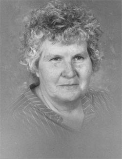 Elizabeth Florence Rich McGee