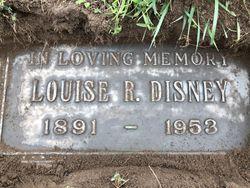 Louise Rose <I>Rast</I> Disney
