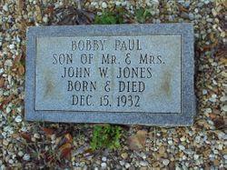 Bobby Paul Jones
