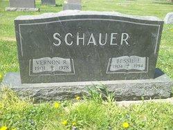 Vernon R Schauer