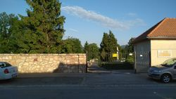 Római katolikus temető Sárospatak