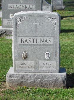 Gus Bastunas