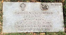 Harold Nevaughn Crutchfield