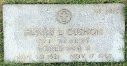 Henry L Cushon