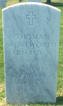 Thomas Wentworth Fernald, Jr