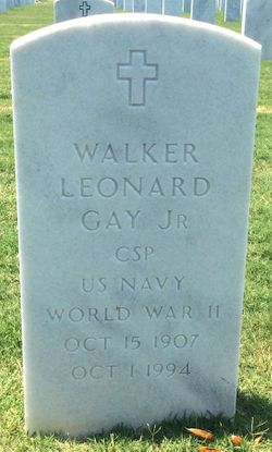 Walker Leonard Gay, Jr