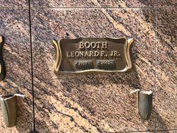 "Leonard Francis ""Len"" Booth Jr."