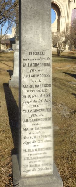 William Lagimodière