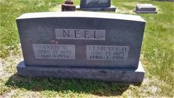 Annie Virtura <I>Andrews</I> Neel