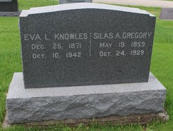Evalena <I>Knowles</I> Gregory