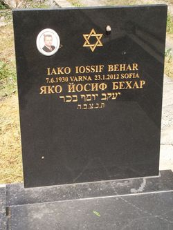Iako Iossif Behar
