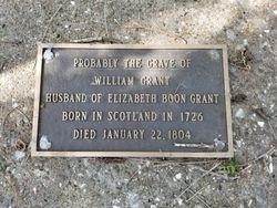 Col William Grant II