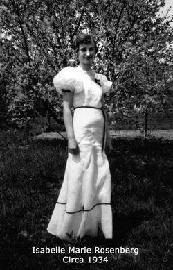 Isabell Marie <I>Rosenberg</I> Kaiser