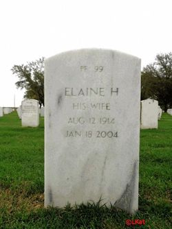 Elaine Hendrixson McFarland