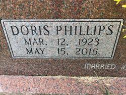 Doris Isabelle <I>Phillips</I> Ghan
