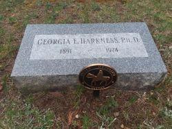 Georgia Elma Harkness