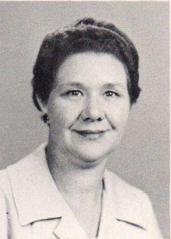 Mary Florence <I>Barnett</I> Smith