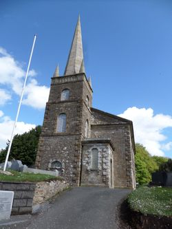 Saint Ronan's Parish Churchyard Colebrooke