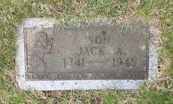 Jack A. Bowermaster