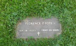 Florence Z Foti