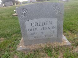 Ollie Vernon Golden