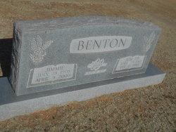 Jimmie Jewel <I>Botkin</I> Benton