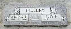 Arnold B Tillery