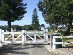 Catherine Hill Bay Cemetery