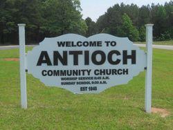 Antioch Community Church Cemetery