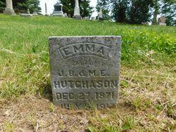 Emma <I>Hutchason</I> Westmeyer