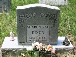 Sharon Rae Dixon