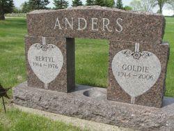 Goldie C <I>Orton</I> Anders