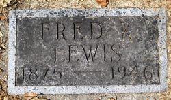 Fred Kermott Lewis